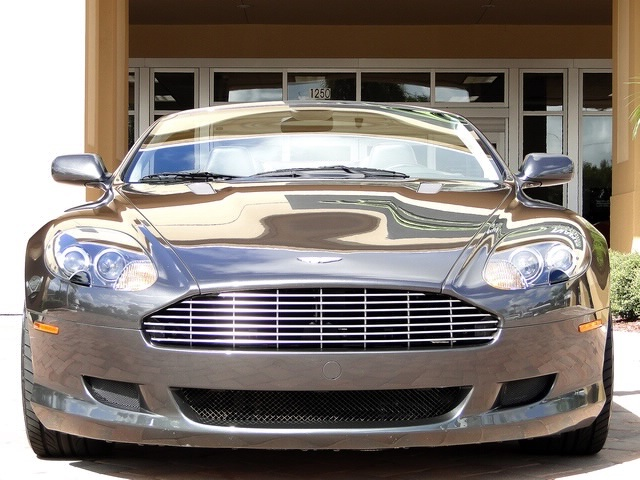 2006 Aston Martin DB9 Volante - Photo 5 - Naples, FL 34104