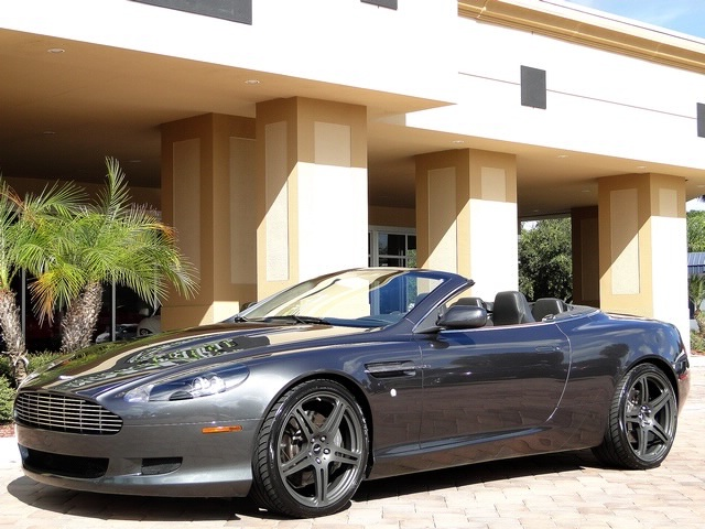 2006 Aston Martin DB9 Volante - Photo 54 - Naples, FL 34104