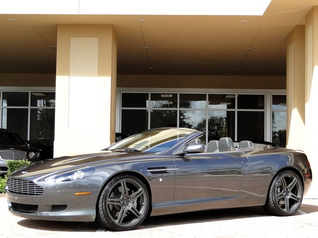 2006 Aston Martin DB9 Volante - Photo 45 - Naples, FL 34104