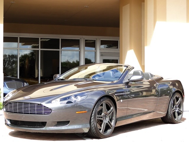 2006 Aston Martin DB9 Volante - Photo 47 - Naples, FL 34104