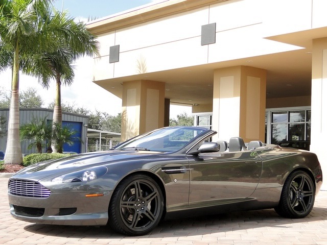 2006 Aston Martin DB9 Volante - Photo 7 - Naples, FL 34104