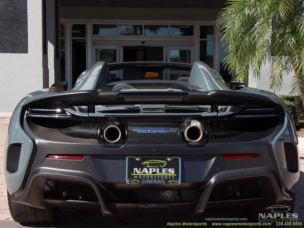 2016 McLaren 675LT Spider - Photo 37 - Naples, FL 34104