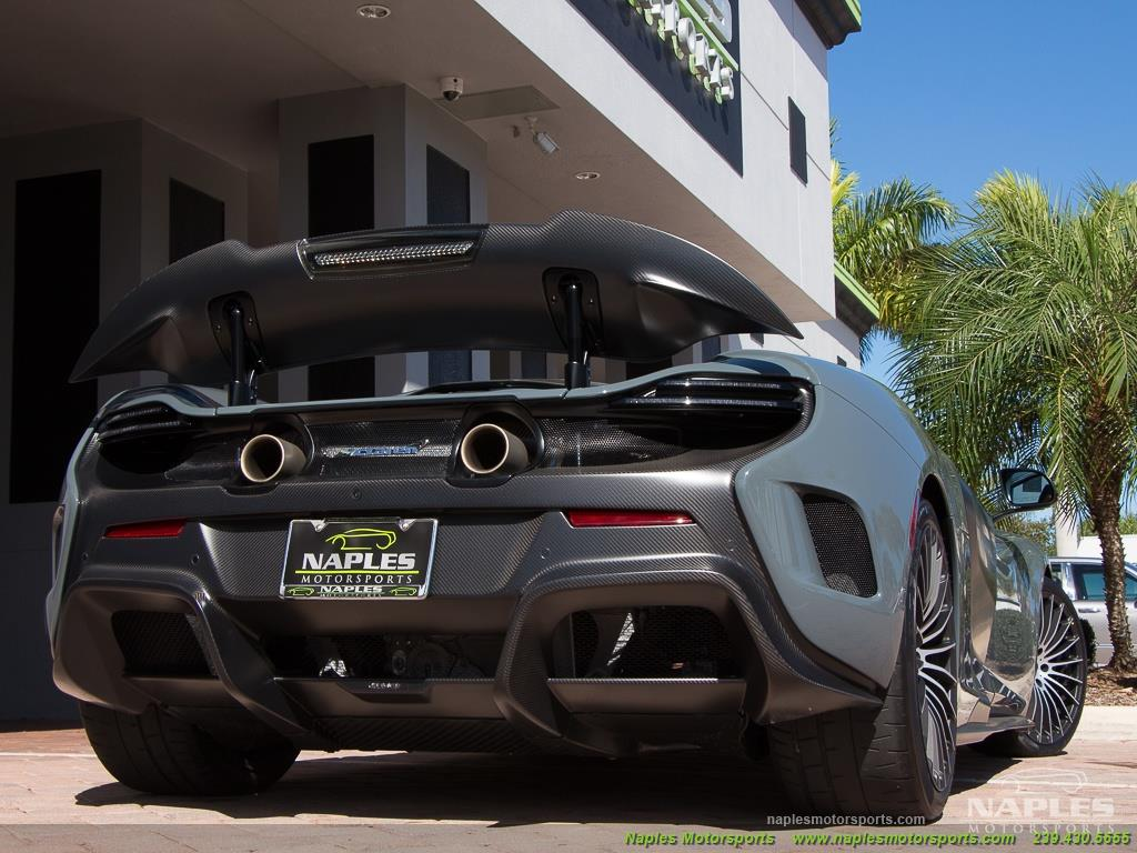 2016 McLaren 675LT Spider - Photo 48 - Naples, FL 34104
