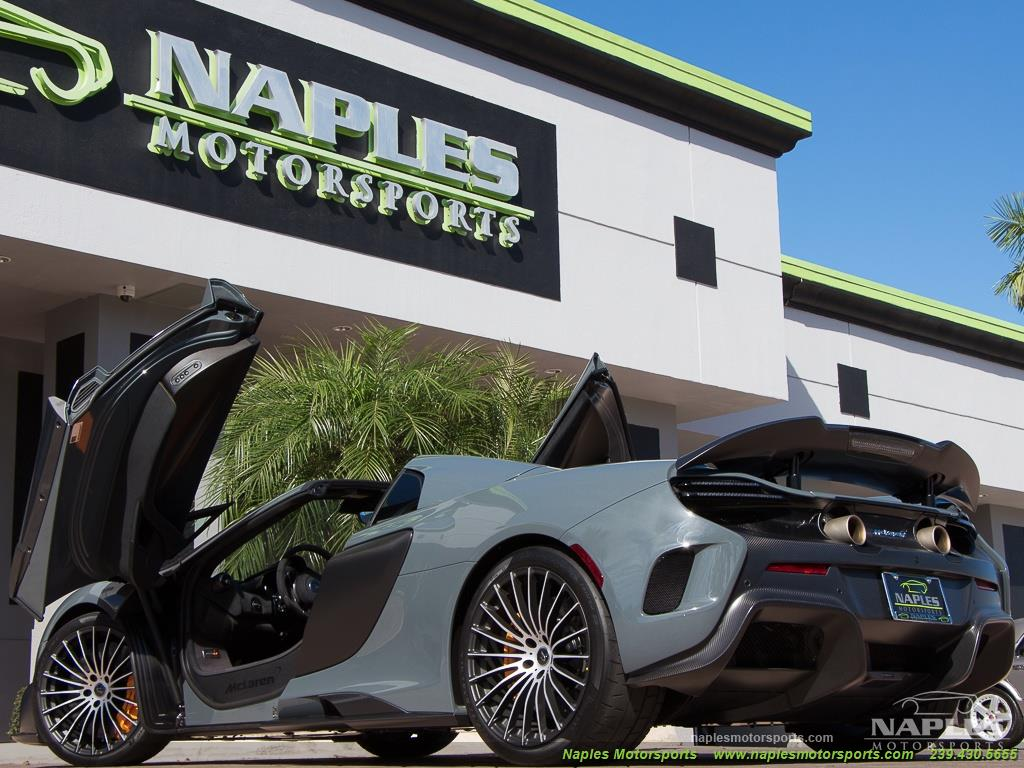 2016 McLaren 675LT Spider - Photo 38 - Naples, FL 34104