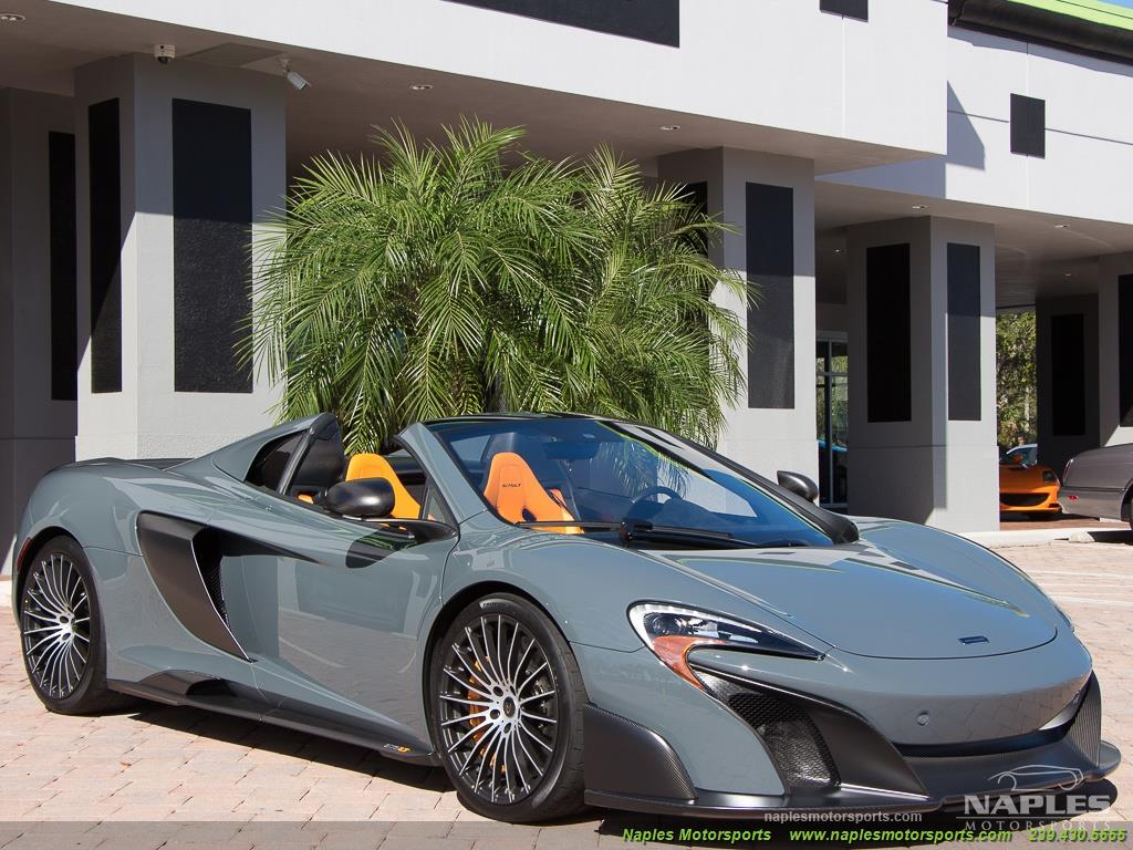 2016 McLaren 675LT Spider - Photo 34 - Naples, FL 34104