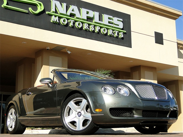 2007 Bentley Continental GT Convertible - Photo 1 - Naples, FL 34104
