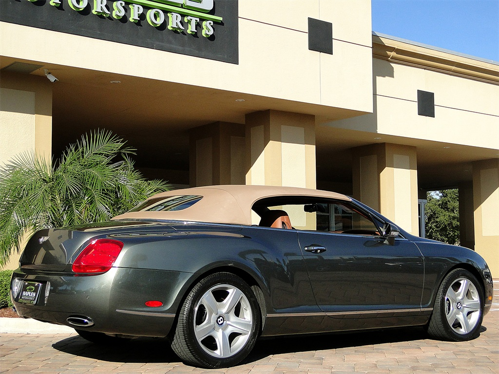 2007 Bentley Continental GT Convertible - Photo 37 - Naples, FL 34104