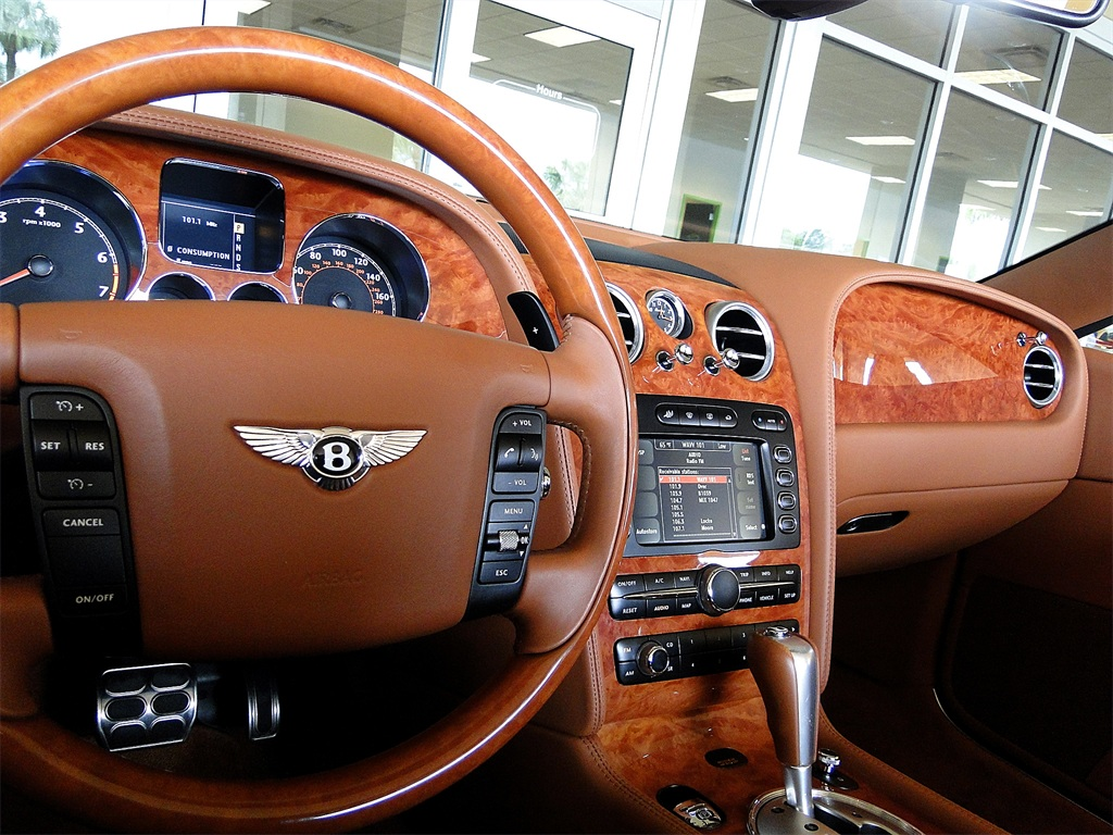 2007 Bentley Continental GT Convertible - Photo 28 - Naples, FL 34104
