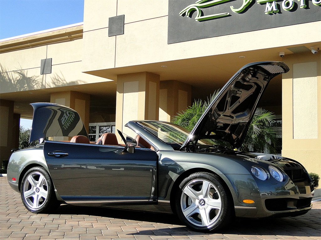 2007 Bentley Continental GT Convertible - Photo 58 - Naples, FL 34104