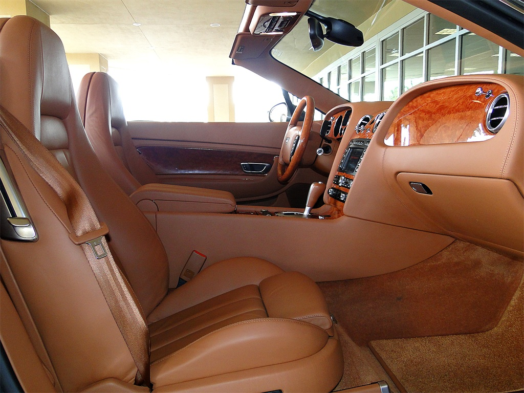 2007 Bentley Continental GT Convertible - Photo 16 - Naples, FL 34104