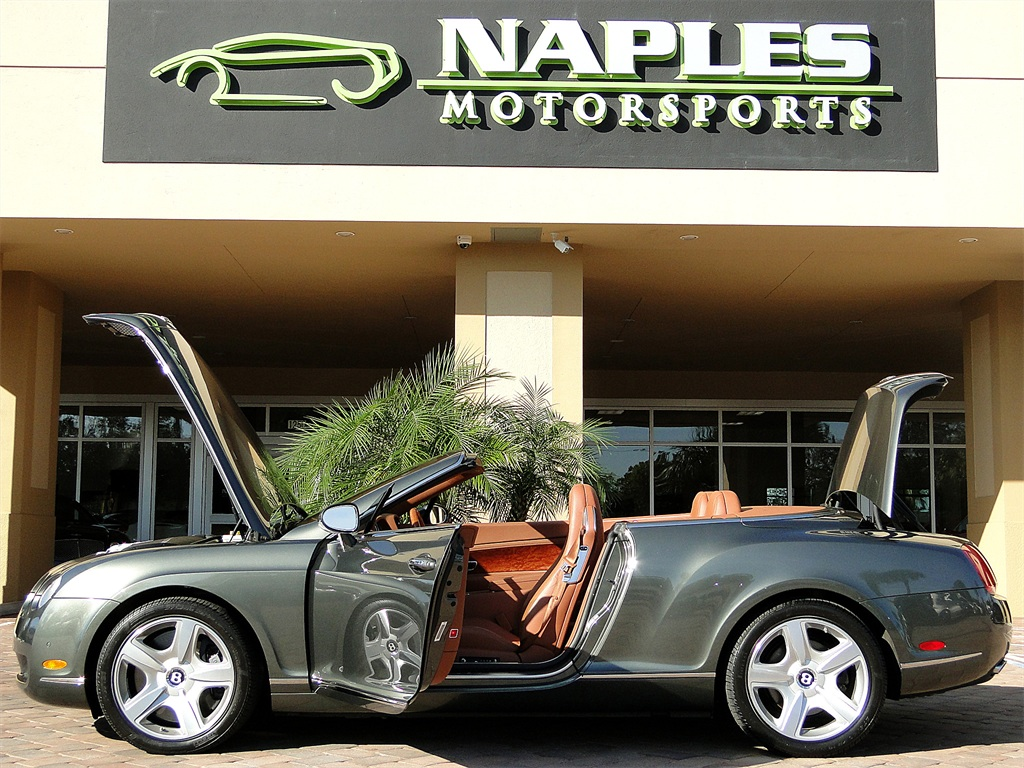 2007 Bentley Continental GT Convertible - Photo 51 - Naples, FL 34104