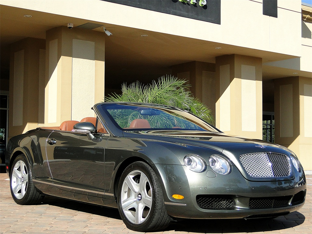 2007 Bentley Continental GT Convertible - Photo 21 - Naples, FL 34104