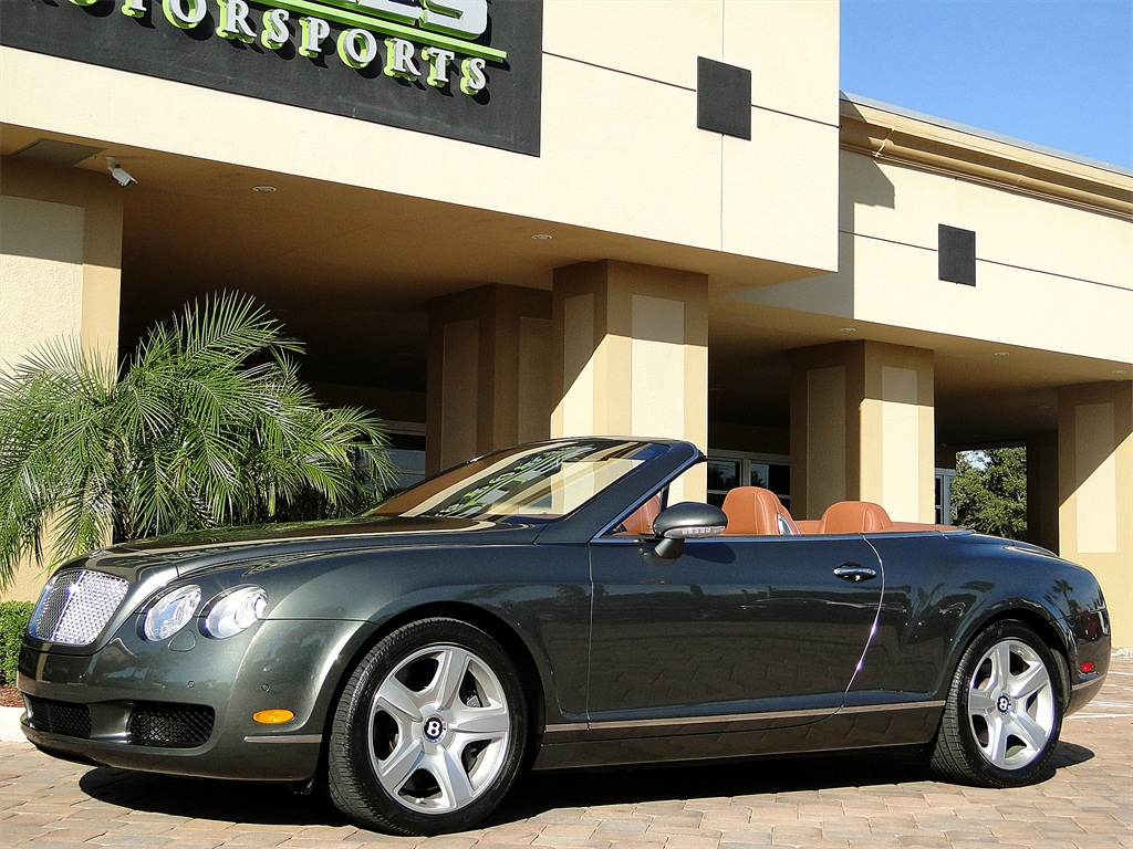 2007 Bentley Continental GT Convertible - Photo 13 - Naples, FL 34104
