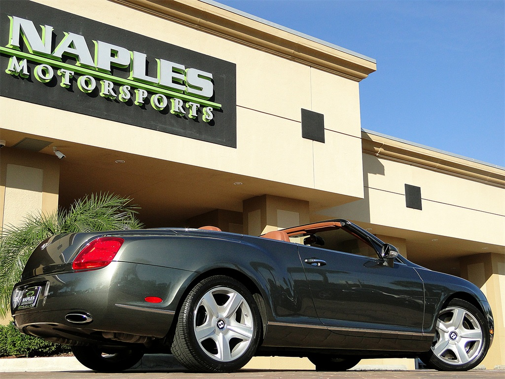 2007 Bentley Continental GT Convertible - Photo 33 - Naples, FL 34104