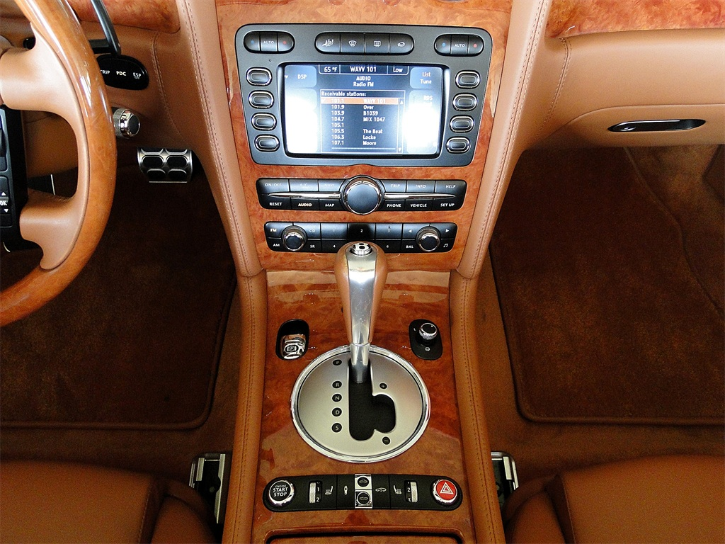 2007 Bentley Continental GT Convertible - Photo 30 - Naples, FL 34104