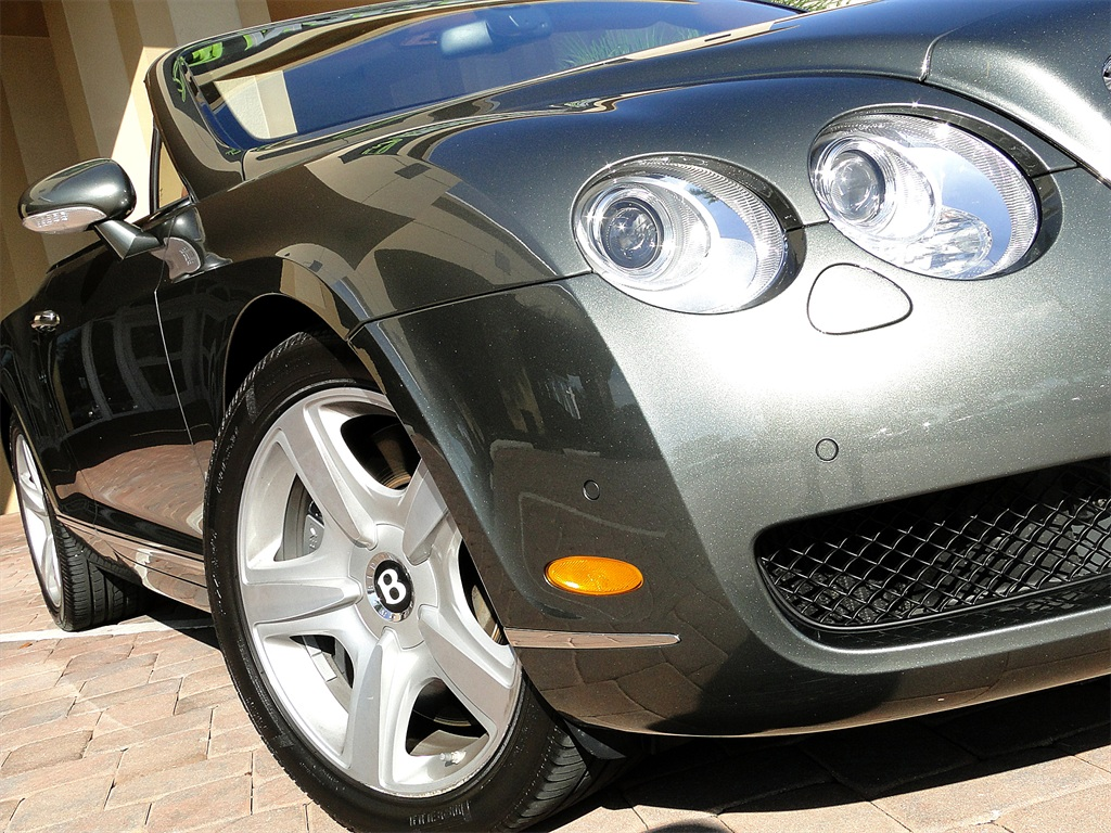 2007 Bentley Continental GT Convertible - Photo 52 - Naples, FL 34104