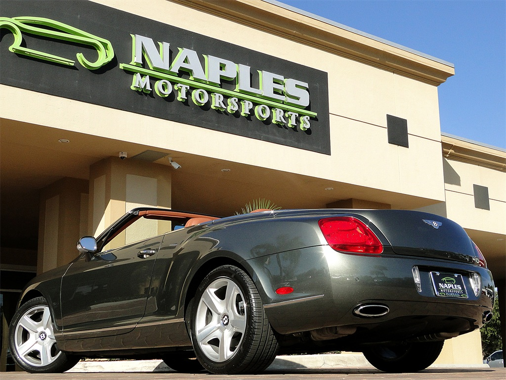 2007 Bentley Continental GT Convertible - Photo 35 - Naples, FL 34104