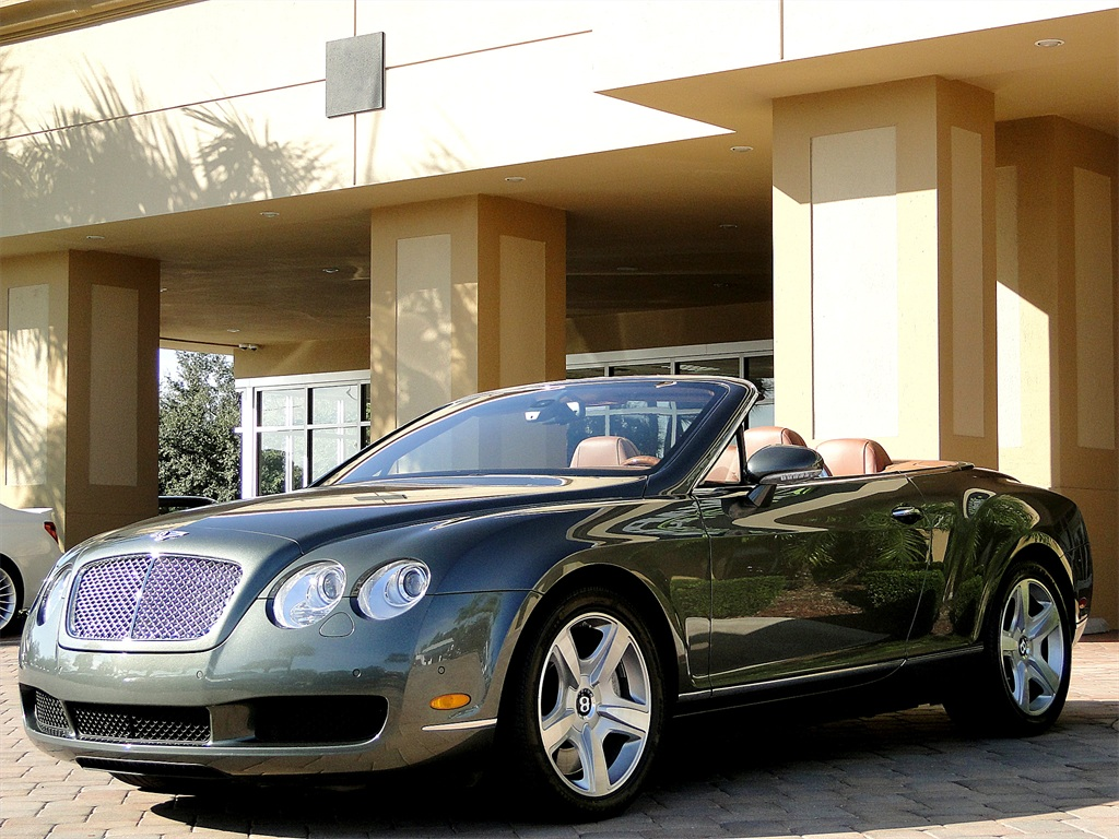 2007 Bentley Continental GT Convertible - Photo 9 - Naples, FL 34104