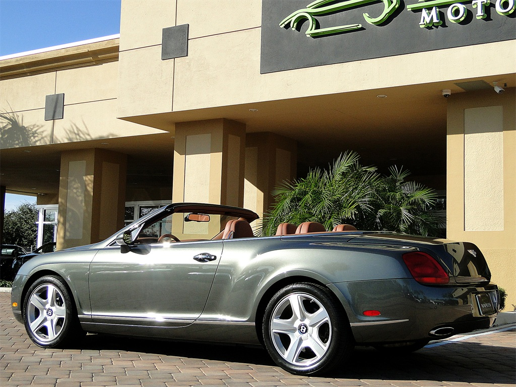 2007 Bentley Continental GT Convertible - Photo 19 - Naples, FL 34104