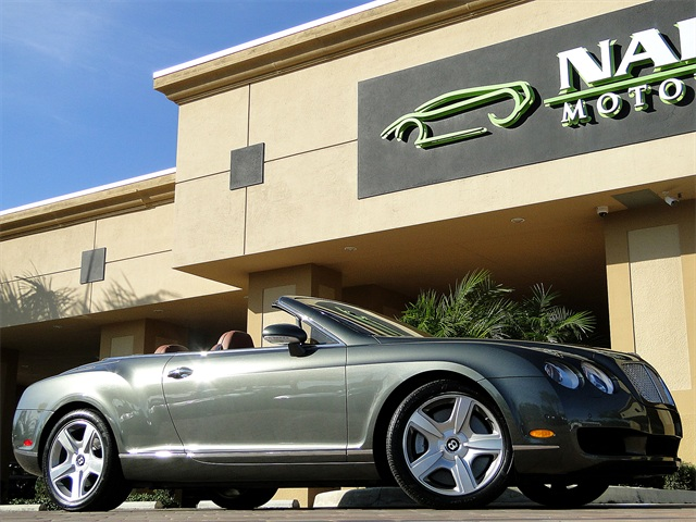 2007 Bentley Continental GT Convertible - Photo 4 - Naples, FL 34104