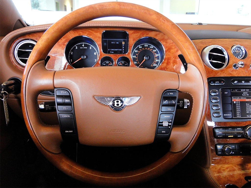 2007 Bentley Continental GT Convertible - Photo 24 - Naples, FL 34104
