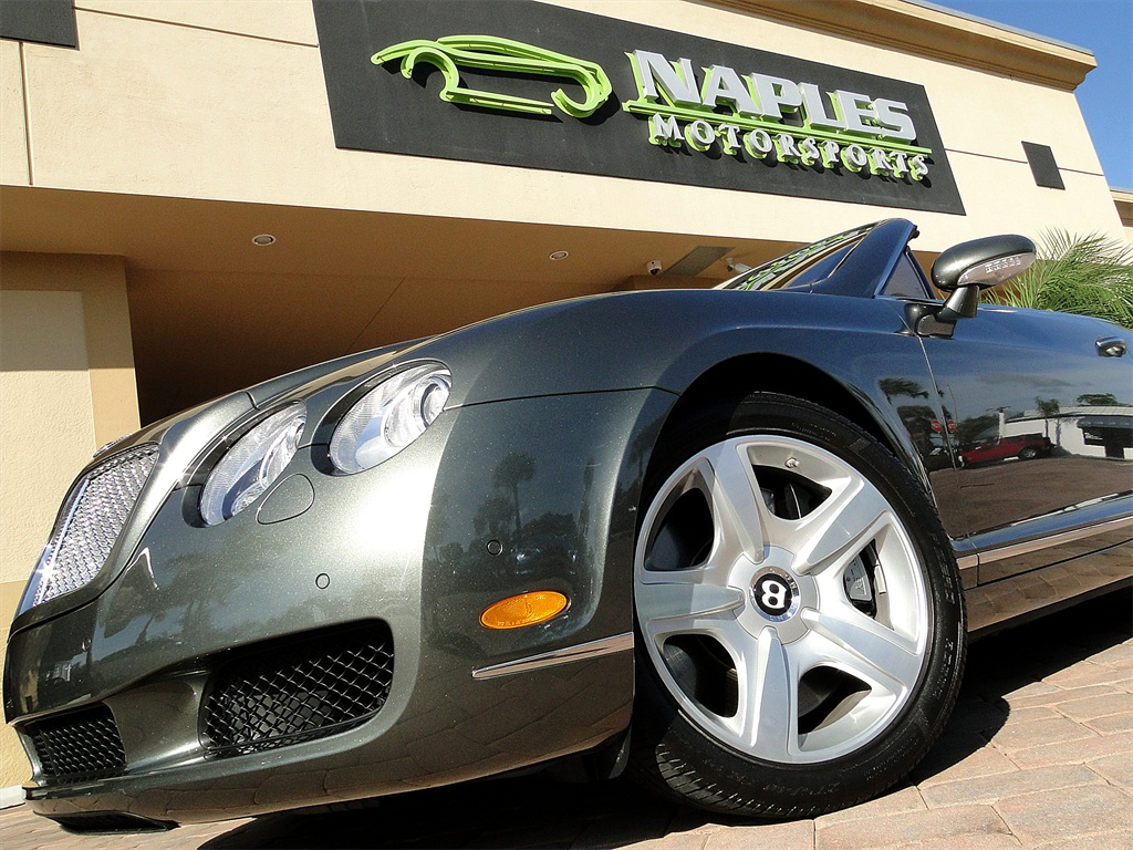 2007 Bentley Continental GT Convertible - Photo 5 - Naples, FL 34104