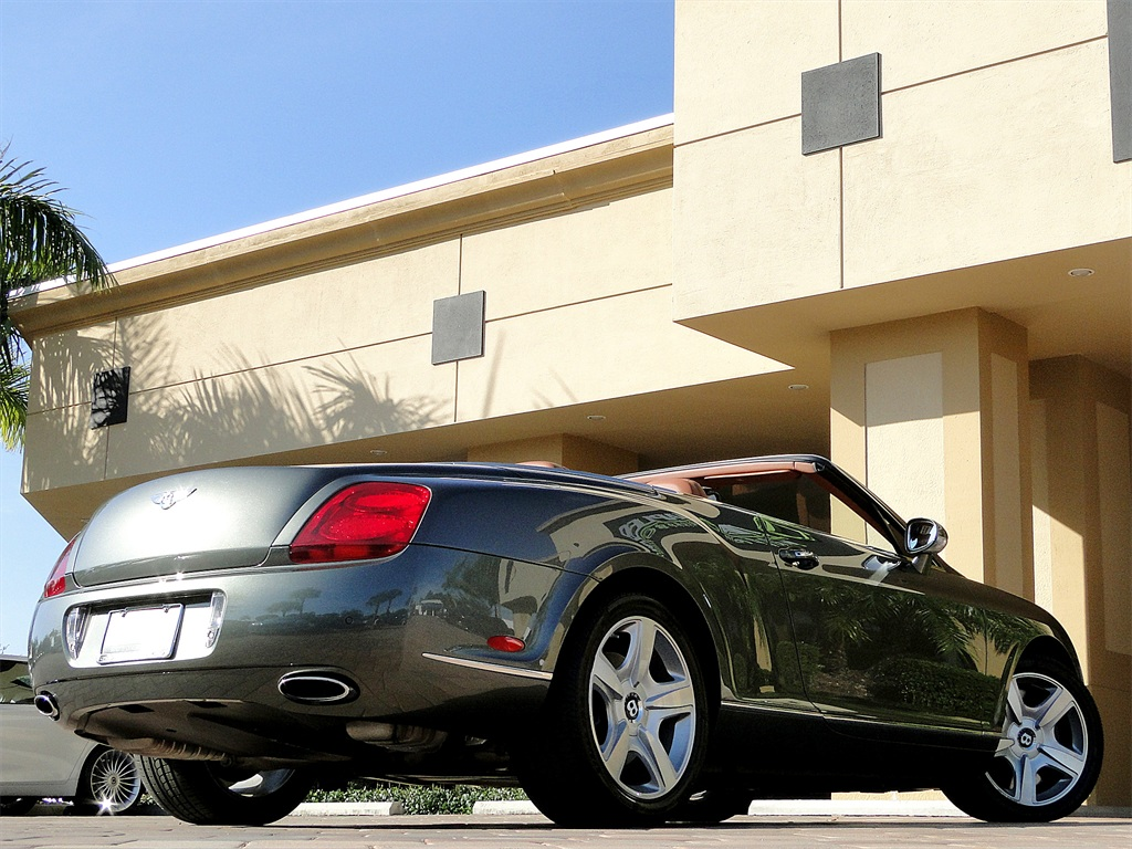 2007 Bentley Continental GT Convertible - Photo 49 - Naples, FL 34104
