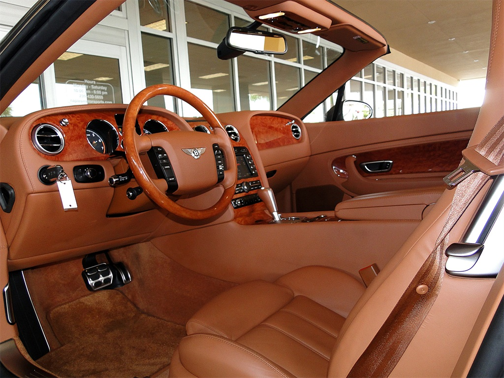 2007 Bentley Continental GT Convertible - Photo 6 - Naples, FL 34104
