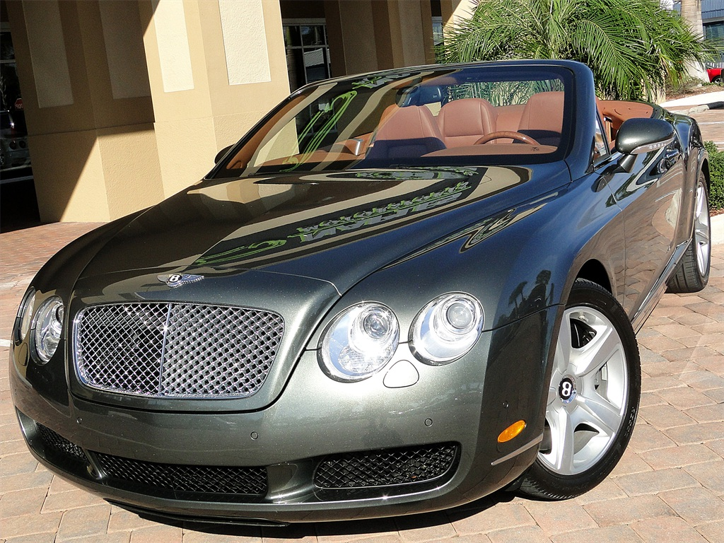 2007 Bentley Continental GT Convertible - Photo 15 - Naples, FL 34104