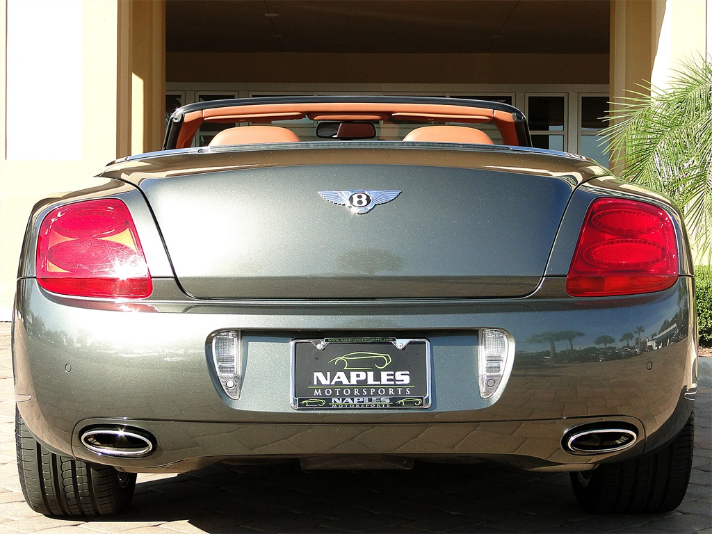 2007 Bentley Continental GT Convertible - Photo 45 - Naples, FL 34104