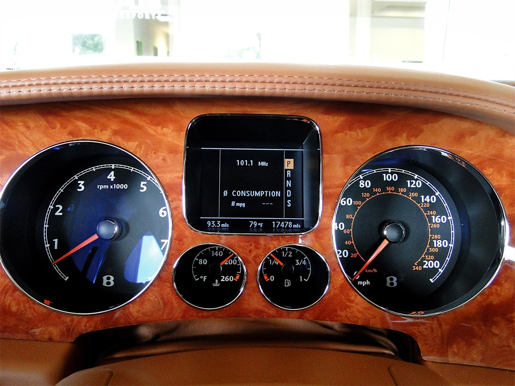 2007 Bentley Continental GT Convertible - Photo 26 - Naples, FL 34104