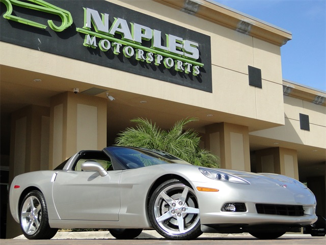 2005 Chevrolet Corvette - Photo 1 - Naples, FL 34104