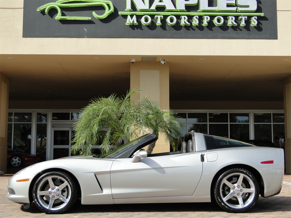 2005 Chevrolet Corvette - Photo 15 - Naples, FL 34104