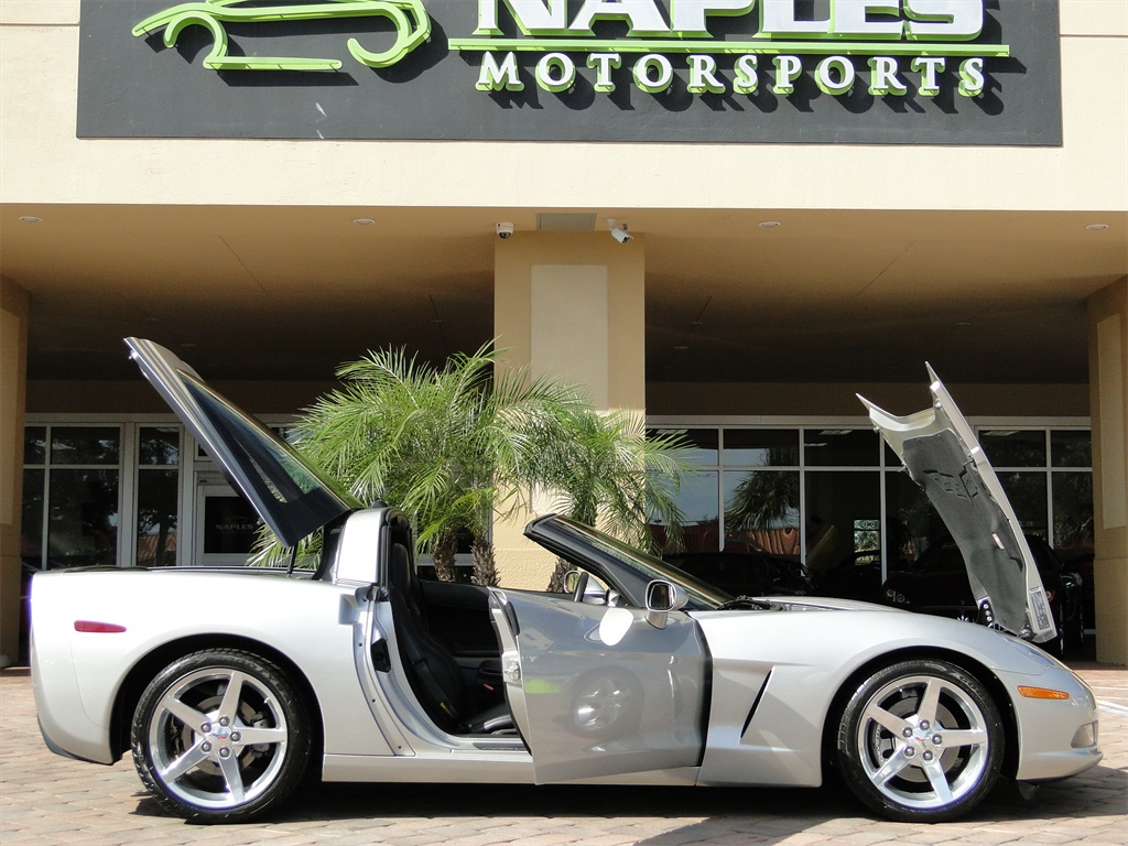 2005 Chevrolet Corvette - Photo 54 - Naples, FL 34104
