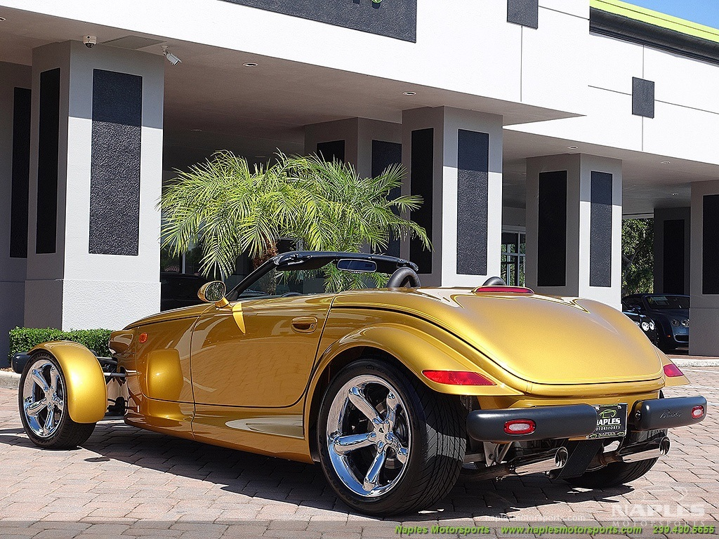 2002 Chrysler Prowler - Photo 54 - Naples, FL 34104