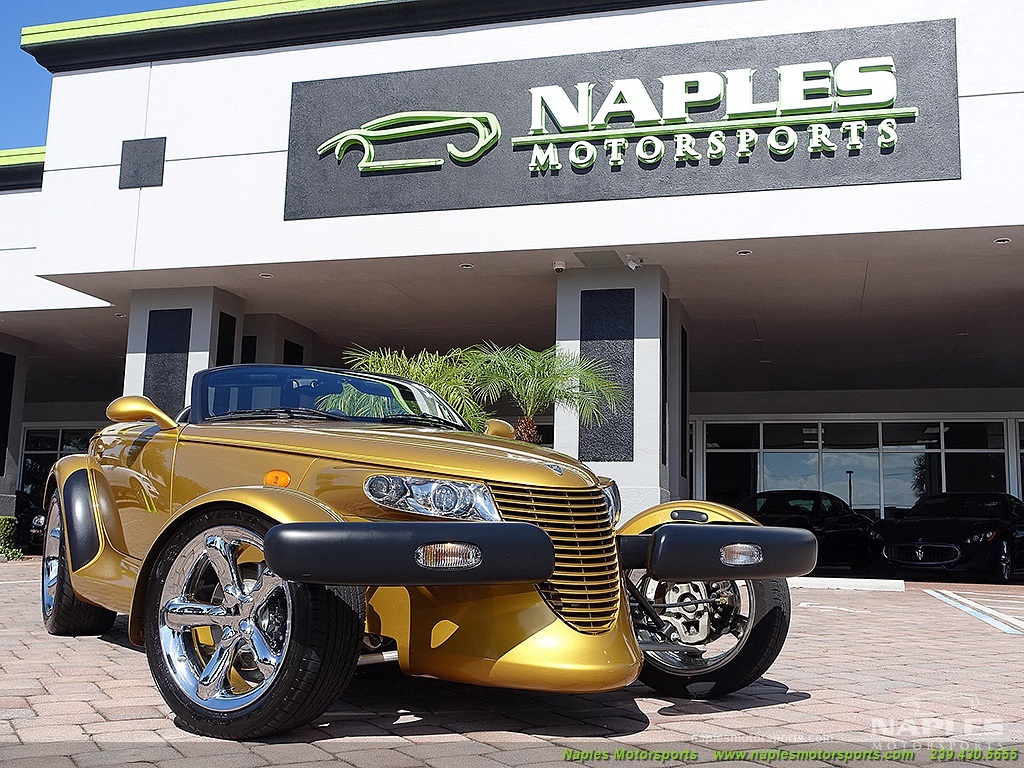 2002 Chrysler Prowler - Photo 39 - Naples, FL 34104