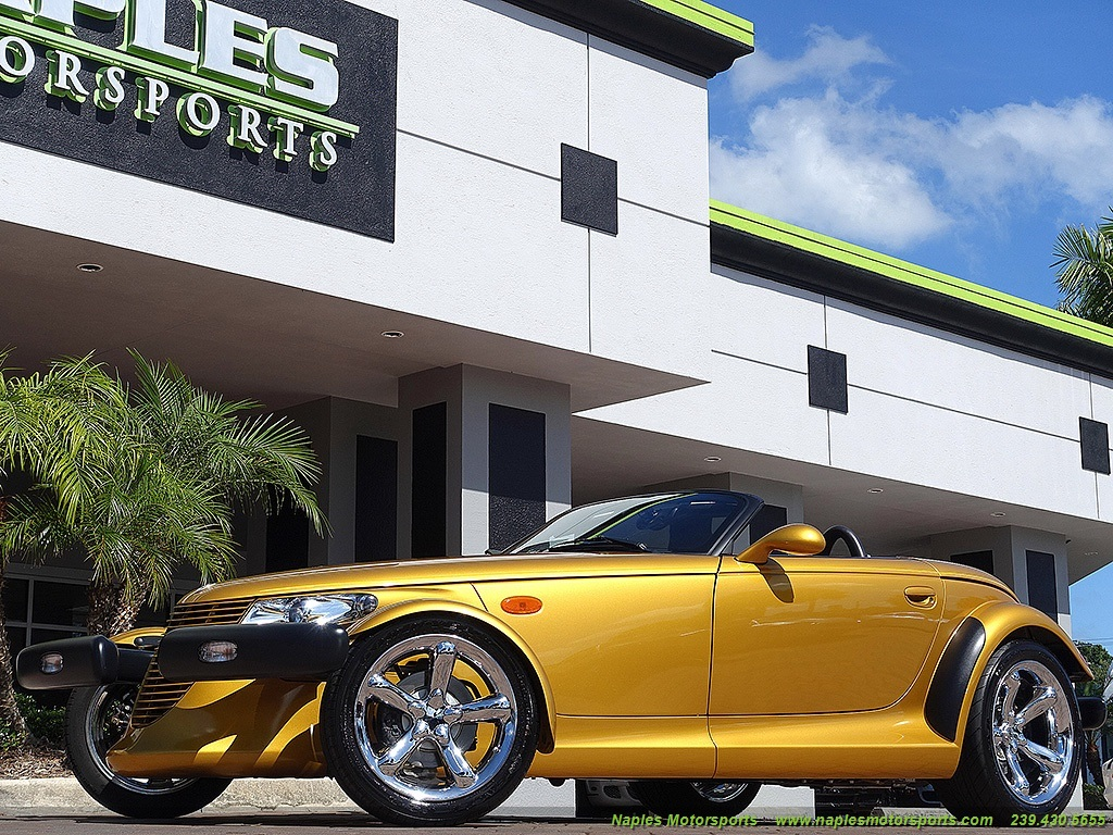 2002 Chrysler Prowler - Photo 36 - Naples, FL 34104