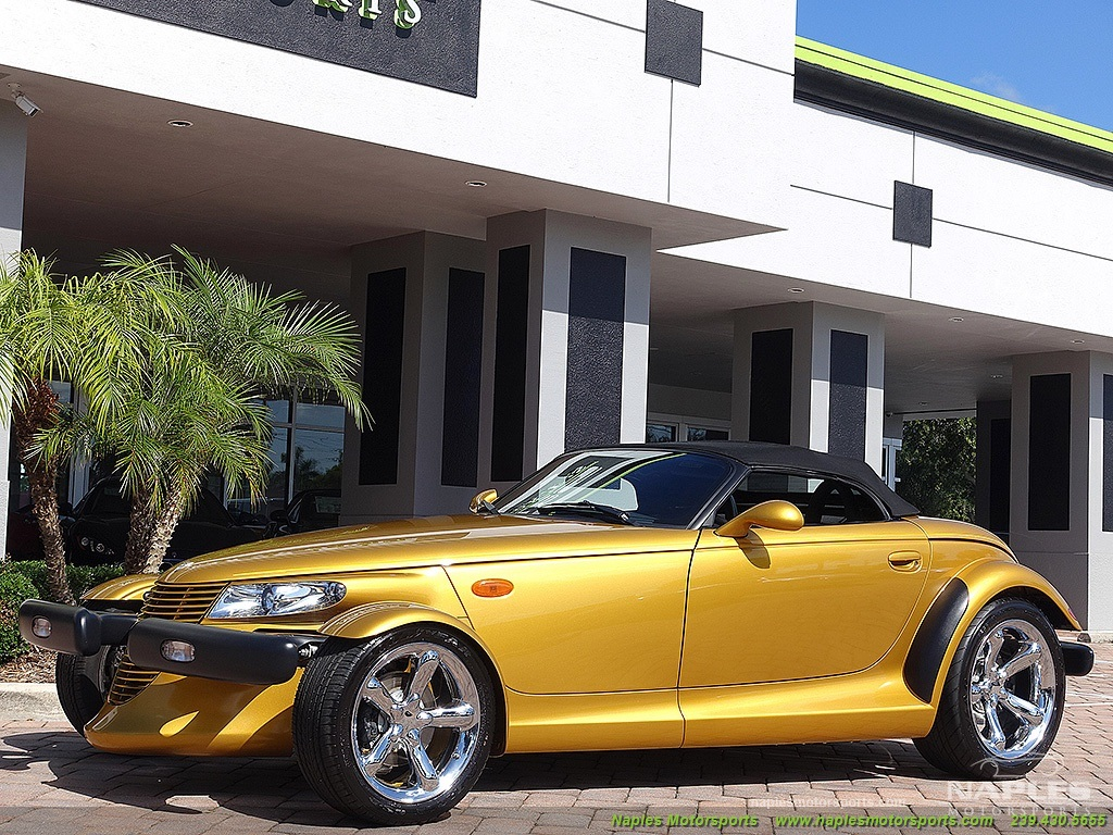 2002 Chrysler Prowler - Photo 42 - Naples, FL 34104