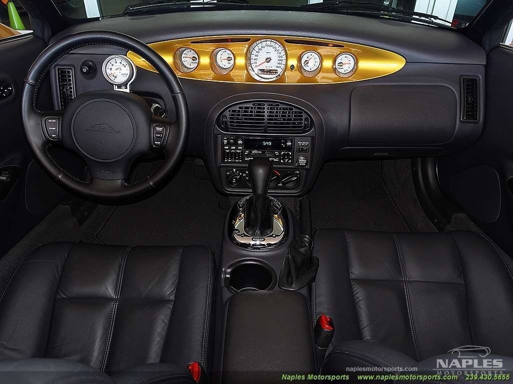 2002 Chrysler Prowler - Photo 10 - Naples, FL 34104