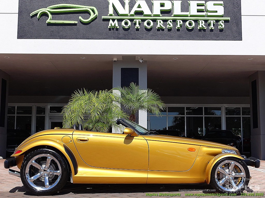 2002 Chrysler Prowler - Photo 26 - Naples, FL 34104