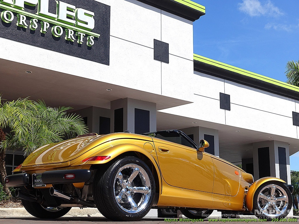 2002 Chrysler Prowler - Photo 43 - Naples, FL 34104
