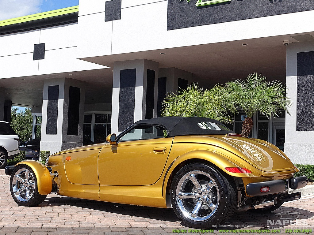 2002 Chrysler Prowler - Photo 20 - Naples, FL 34104