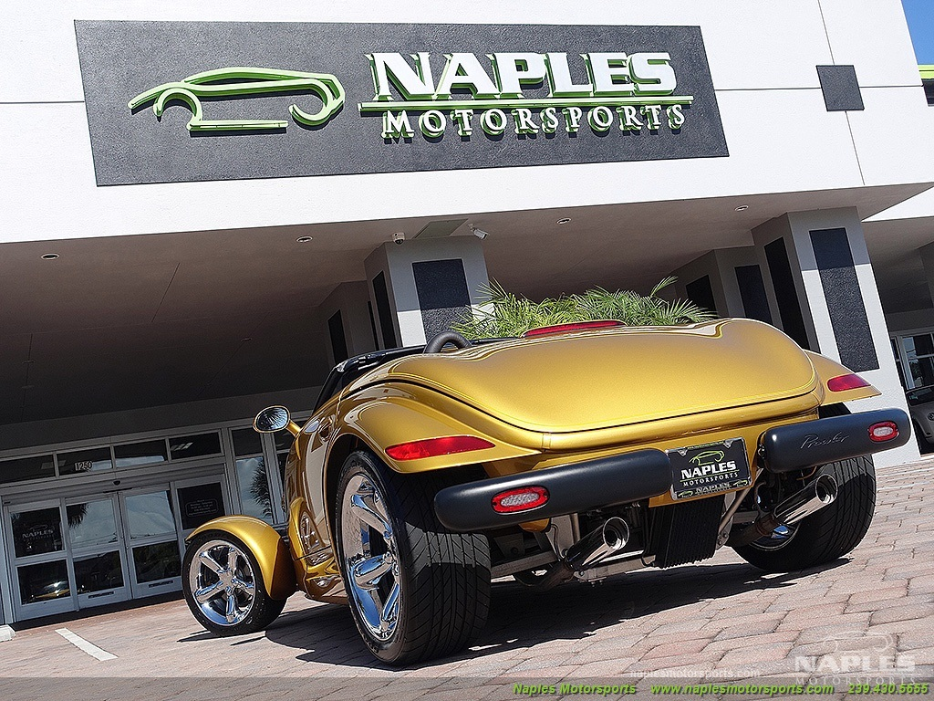 2002 Chrysler Prowler - Photo 56 - Naples, FL 34104