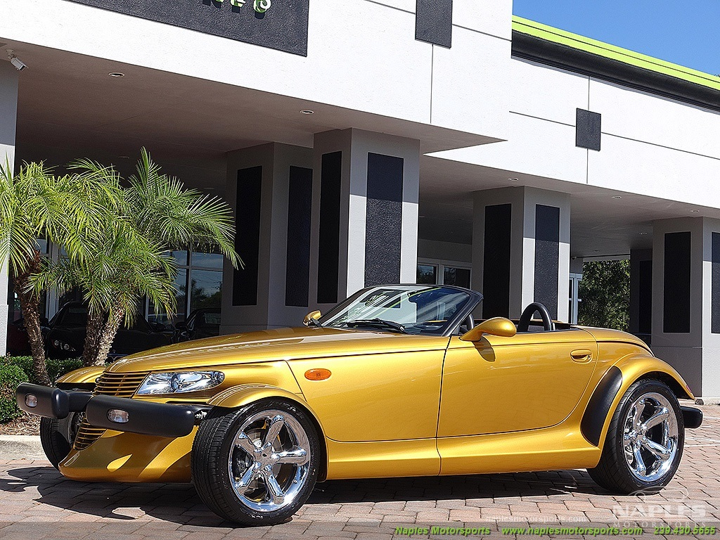 2002 Chrysler Prowler - Photo 6 - Naples, FL 34104