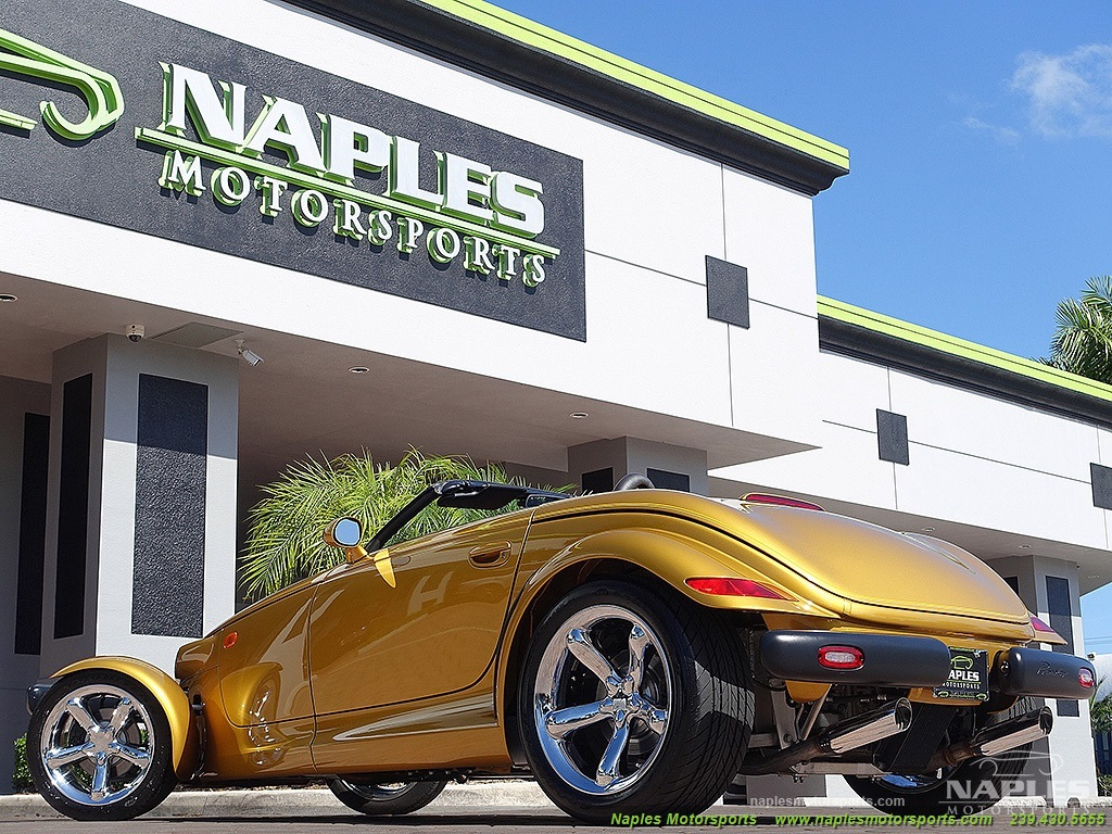 2002 Chrysler Prowler - Photo 55 - Naples, FL 34104