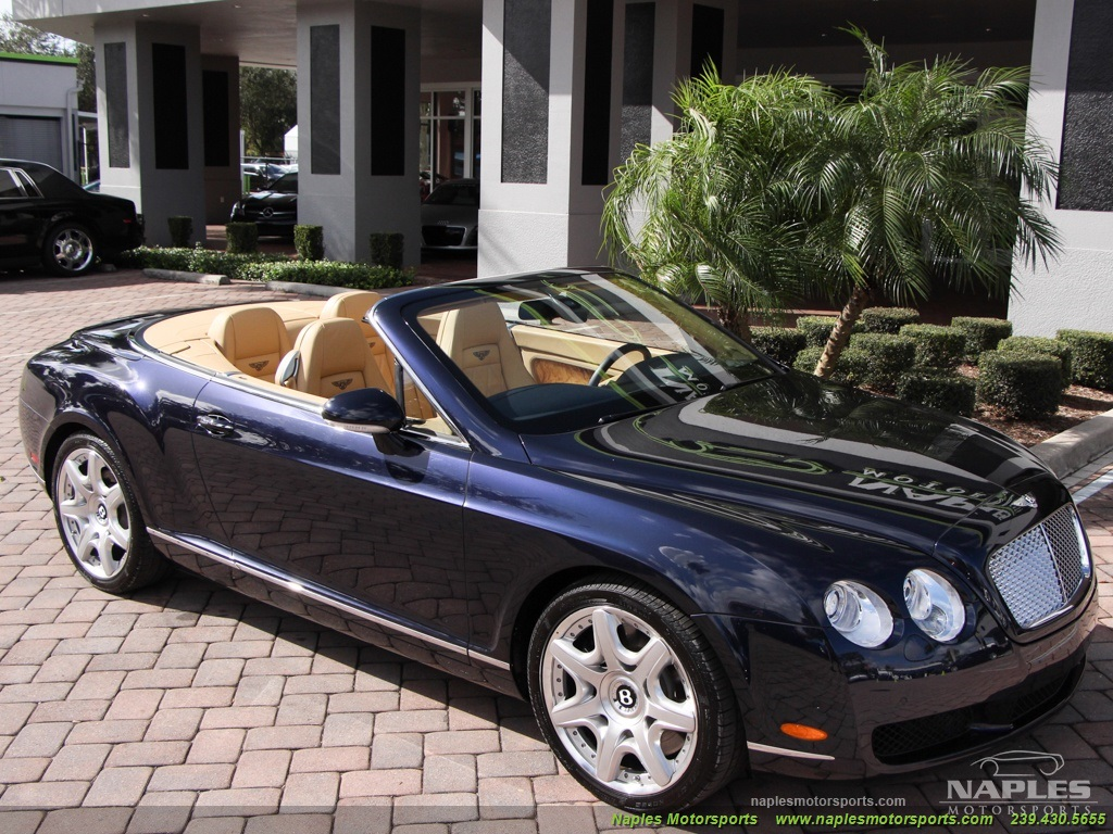 2008 Bentley Continental GT GTC Convertible Mulliner - Photo 17 - Naples, FL 34104