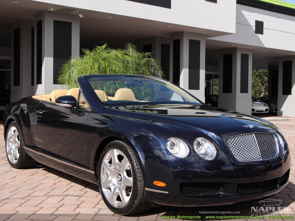 2008 Bentley Continental GT GTC Convertible Mulliner - Photo 22 - Naples, FL 34104