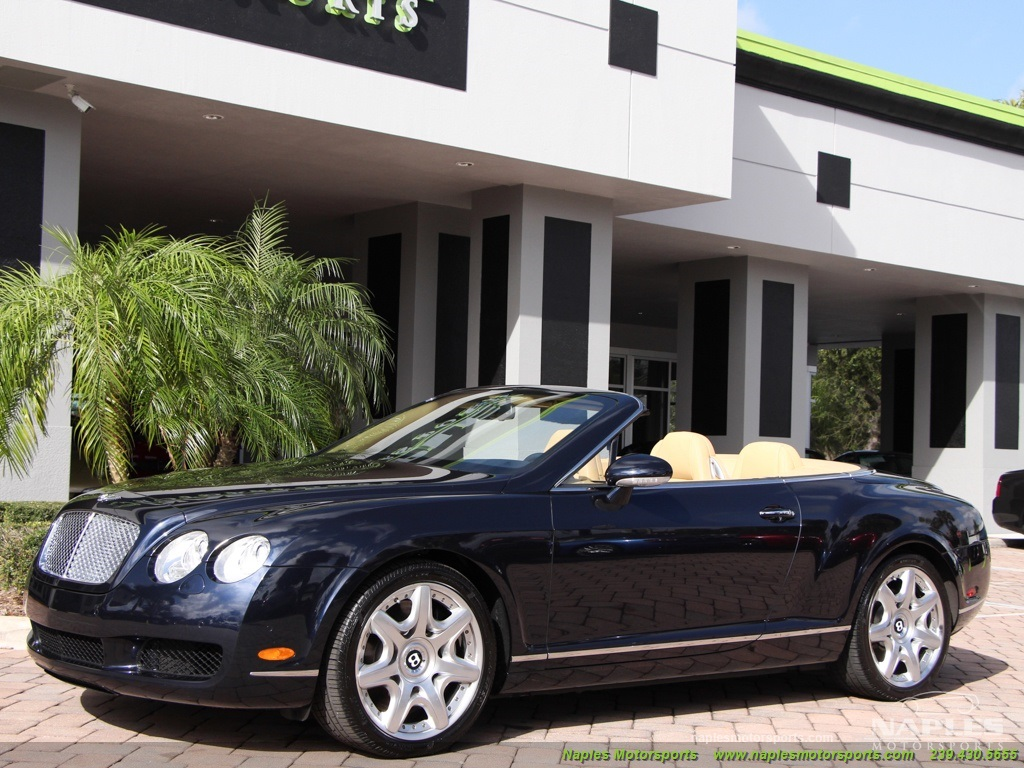 2008 Bentley Continental GT GTC Convertible Mulliner - Photo 8 - Naples, FL 34104