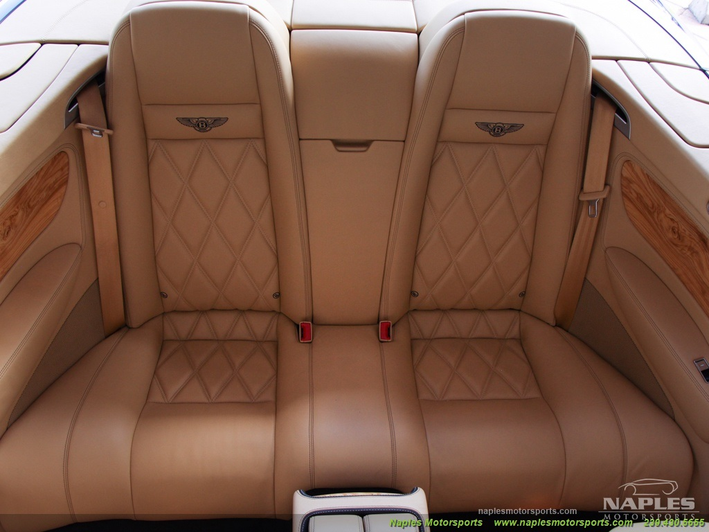 2008 Bentley Continental GT GTC Convertible Mulliner - Photo 49 - Naples, FL 34104