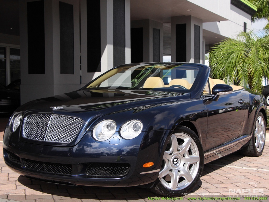 2008 Bentley Continental GT GTC Convertible Mulliner - Photo 32 - Naples, FL 34104